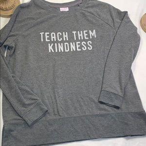 Teach Them Kindness long sleeve